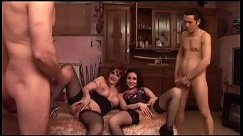 Tutti Insieme Appassionatamente- (Full porn movie)