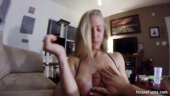 Nicole Aniston POV Hand Job 6 min