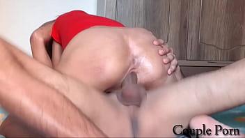 thumb brunette anal s  ex fucking girlfriend lfriend