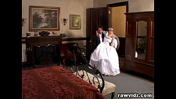 Stacy bride hardcore - Newly wed bride gets dominated nasty dp fuck
