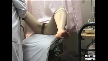 【短大生サオリさん(20)恥辱の内診台診察】 産婦人科診察 File04C 内診台診察編 6 min