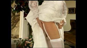 The bride is fucked by the guest- Bride was fucked by stranger