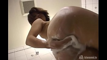 Chiharu-chan, who looks like Mikako Tabe! Hentai play of a 19-year-old gal! Outdoor shame x dance! 2 min