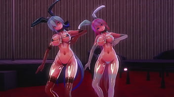 Vocaloid whores earning easy money with their dumb bodies