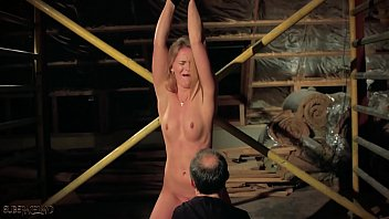 BDSM For Big Tits Blonde T. Her Nipples And Ass