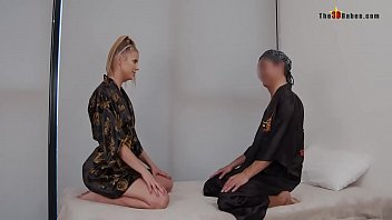 AMWF Casey Norhman Gets Pussy Massage from a Hongkonger