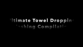 Ultimate Towel Dropping Flashing Compilation