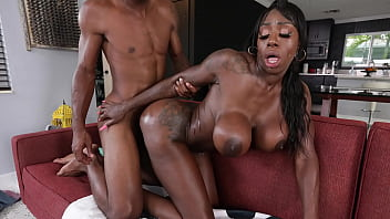 Black Milf With A Huge Ass Gets Fucked After Her Running Session - NEW SCENE TRAILER