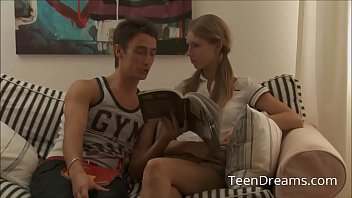 Naughty Teen Loves Anal Sex
