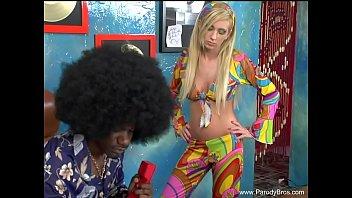 Black Cock Makes Blonde Teen Scream thumbnail