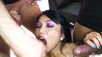 Anal and dp with cumshots and facials on manga