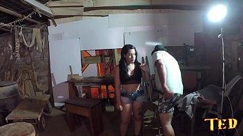 Making of da bunduda novinha - Natália Prado - Sandro Lima