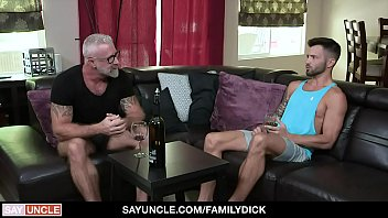 When You Have The Greatest Grandad (Lance Charger) You Feel Free To Share Bits Of Your Gay Experience With Him (Casey Everett) - SayUncle 12 min