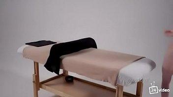 Erotic massage in 16 hands