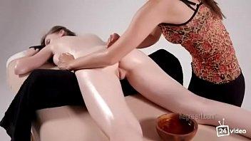 Erotic massage in 16 hands thumbnail