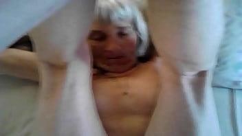 Grandma loves my hard cock