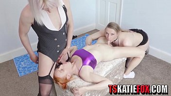 TS KATIE FOX RED HOT COMPILATION 2020