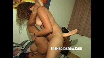 Dominican Lesbian Lovers I Met At The Club