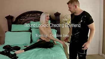 Bound and Locked Cheating Boyfriend 90 sec