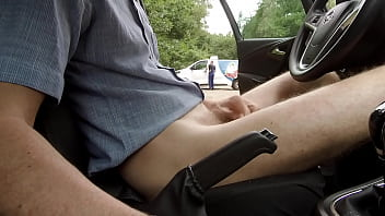 Fun in the parking lot part 2.