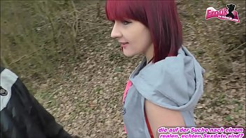Jogger fuck german bbw red hair teen outdoor