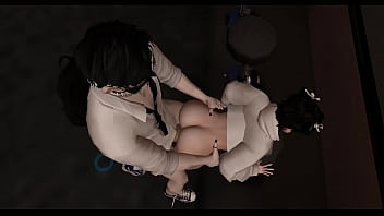 Young skinny asian slut offers his tight and wet pussyass to stranger student in public | IMVU BOYS 12分钟