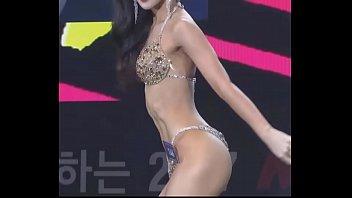 Miss Korea Fitness 9 min