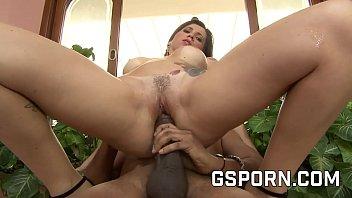 Latin anal porn with the sexy milf Bruna Vieira