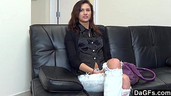 Dagfs - Sweet Latina Makes A Sex Audition To Make Easy Cash