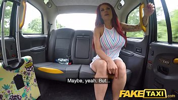Jennifer love hewitt fake breasts - Fake taxi busty sexy redhead jennifer keelings wants black cock