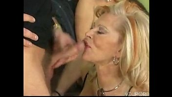Blue throat trigger mature Sex with wife and her friends