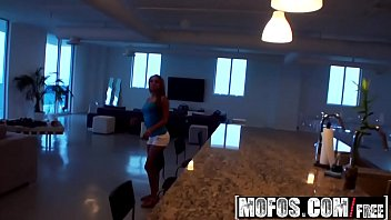 Mofos - Latina Sex Tapes - Pent-Up Lust in the Penthouse starring Gulliana Alexis 8 min