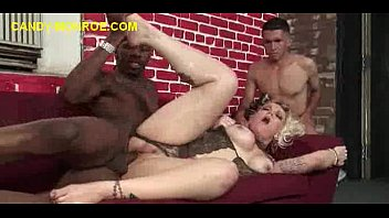 Candy monroe nude - Candy loves getting black filled