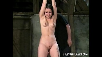 Lower left abdominal pain after sex - Teen slave pixies bondage and whipping to tears in the old barn