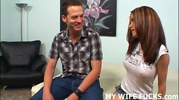 Your hot wife enjoys taking some alpha male dick 11 min