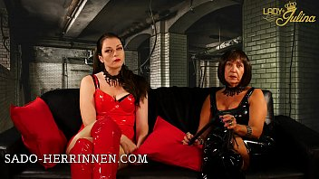 Introduce yourself and serve Lady Julina and Mistress Carmen