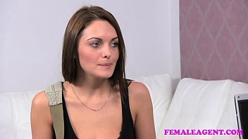 Bisexual lesbian lez lezbo lezzies look - Femaleagent russian bisexual sex bomb explodes in amazing casting