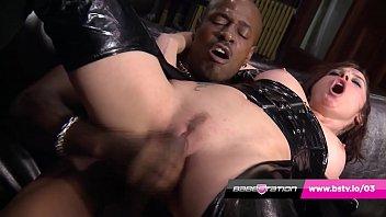 Hot UK interracial fuck - Sensi & Karina Currie 11分钟