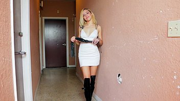 Clean My Boots POV with Kimberly Moss