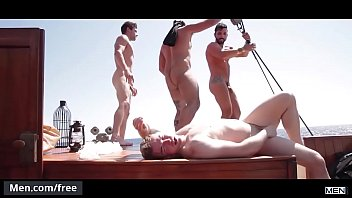 Gay xxx preview Pirates a gay xxx parody part 3 - trailer preview - men.com