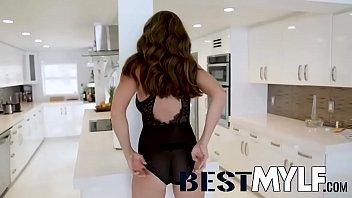 Ivy Secret - Lacy Black Lingerie Loving - FULL SCENE on http://BestMYLF.com