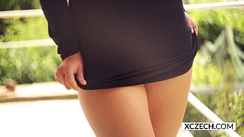 Awesome Eve - Playing with her body - XCZECH.com