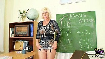 Florida line lingerie spread teacher - Milf teacher loves to masturbate after school