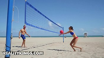 RK Prime - (Natalia Nix, Charles Dera) - Volley Vagina - Reality Kings