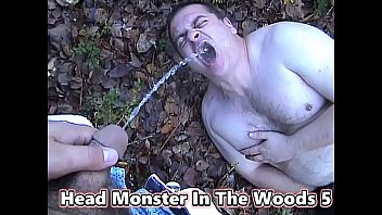 Head Monster In The Woods 5 - I might stick my dick in this Head Monsters Butt ha ha