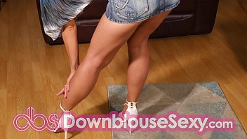 Tiffany Rousso  Striptease Audition #96 tion #96