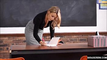 Penny Lee - Sexy teacher boobs thumbnail