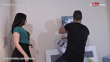 MyDirtyHobby - Horny guy helps his friend move and gives her bed a test run