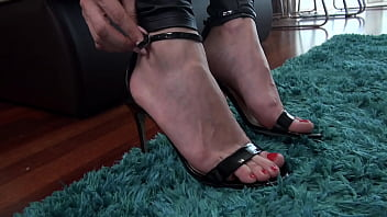 Foot Fetish By Jasmine