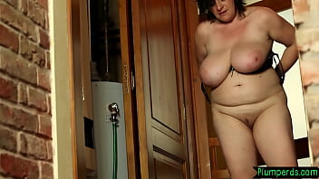 Chubby mature queening y. guy